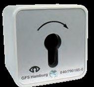 Miniatur-Schlüsseltaster-
