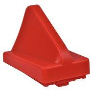 roter Einschubteil für EH-TW an Panikstangen-